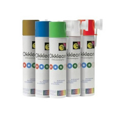 Kalka spray Okklean - okluzivní pauzovací papír ve spreji