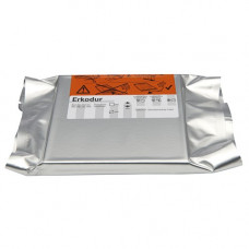 Erkodur fólie čtvercová 125x125mm 1,5mm (10ks)