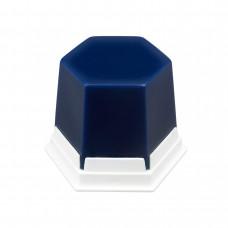 GEO Klasický modrý transparentní vosk 75g