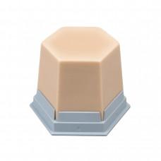 GEO Klasický vosk béžový neprůhledný 75 g