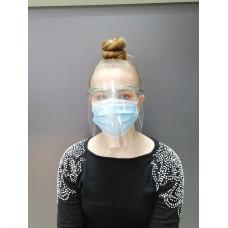 Ochranná maska s odnímatelnými fóliemi