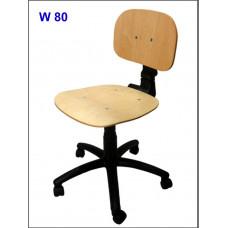 Laboratorní židle W 80