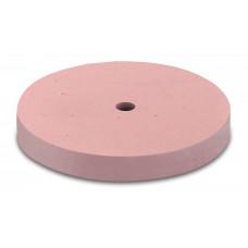 Gumy - růžové prsteny