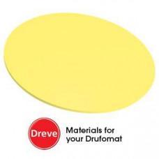 Dreve Drufosoft barva 120mm 3mm žlutá (žlutá)