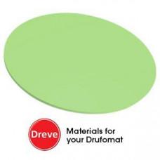 Dreve Drufosoft barva 120 mm 3 mm neonově zelená (neonově zelená)