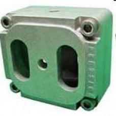Polymerizační plechovka typu Acetal - J100