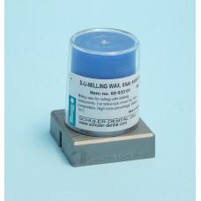 SU Frézovací vosk super tvrdý modrý 45g