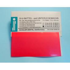 SU Red Schuler Dental hladký podkladový vosk
