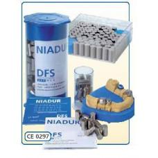 DFS Niadur Cr-Ni kov pro porcelán 1 kg
