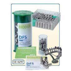 Biodursoft DFS bez obsahu niklu Co-Cr kov pro porcelán - kotník