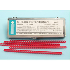 Kulatý retenční vosk Schuler Dental