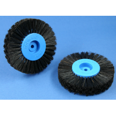 Rovný tvrdý kartáč 80x4 mm. Polyrapid