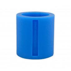 Silikonový prsten č. 9 modrý