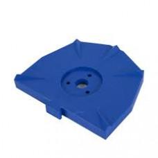 Zeiser - velký modrý talířový balíček / 100 ks