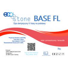 Sádra třídy IV Eco Stone Base FL pro základy 5 kg oranžová