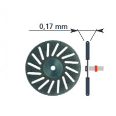 Separátor DFS Plexoflex červený