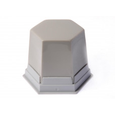 GEO Avantgarde šedý univerzální neprůhledný vosk 75g