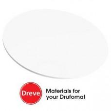 Dreve Drufosoft barva 120 mm 3 mm bílá (bílá)