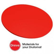 Dreve Drufosoft barva 120 mm 3 mm červená (červená)