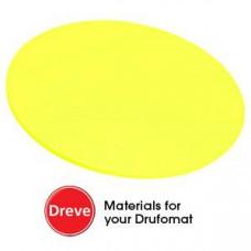 Dreve Drufosoft barva 120 mm 3 mm neonově žlutá (neonově žlutá)