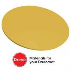 Dreve Drufosoft barva 120mm 3mm zlatá (zlatá)