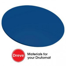 Dreve Drufosoft barva 120 mm 3 mm modrá-opaq (tmavě modrá)